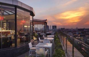 Top 10 Quán cafe sân thượng ngắm Hà Nội trên cao đẹp nhất