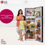 Top 10 Tủ lạnh được yêu thích nhất của thương hiệu LG