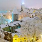 Top 10 Thành phố đẹp nhất vào mùa đông trên thế giới