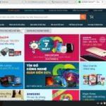 Top 10 Website mua bán trực tuyến hàng đầu tại Việt Nam năm 2016