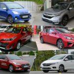 Top 10 Xe ô tô bán chạy nhất tháng 2/2019