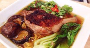 Top 11 Quán mì vịt tiềm ngon nhất Sài Gòn bạn nên thử một lần