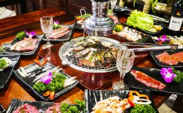 Top 15 Nhà hàng buffet nướng ngon, được yêu thích nhất ở Hà Nội