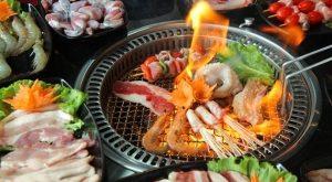 Top 15 Quán buffet lẩu nướng ngon tại Hà Nội giá dưới 200.000 đồng