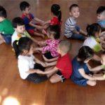 Top 15 Trò chơi nhỏ tập hợp trẻ mầm non, chơi trước giờ dạy giờ về hay nhất