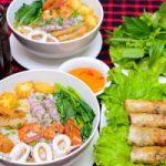 Top 20 Quán ăn vặt ngon nhất khu vực phố đi bộ Hà Nội
