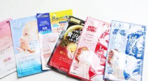 Top 20 Sản phẩm mặt nạ tốt nhất đến từ Nhật Bản