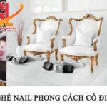Top 5 Địa chỉ cung cấp ghế nail giá rẻ và chất lượng nhất Hà Nội