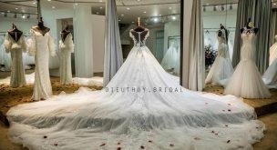 Top 5 Địa chỉ may và cho thuê váy cưới đẹp nhất Hải Phòng