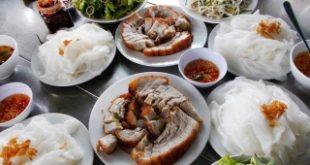 Top 5 địa điểm bán bánh ướt ngon nhất ở Huế