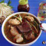 Top 5 Quán bún bò Huế đông khách bậc nhất Hà Nội