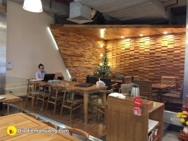 Top 5 Quán cà phê đẹp ở Quận 5, TP. HCM