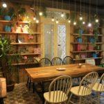 Top 5 Quán cafe hoa lãng mạn nhất Hà Nội