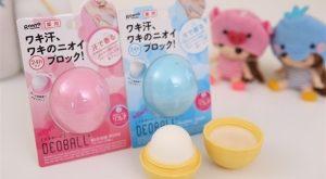 Top 5 Sản phẩm khử mùi của Nhật được chị em ưa chuộng nhất hiện nay