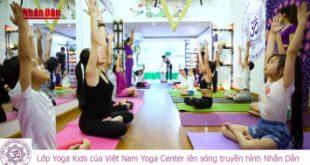 Top 5 Trung tâm yoga cho trẻ em uy tín nhất Hà Nội