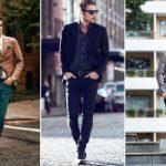 Top 6 Cách phối áo vest nam với quần jean