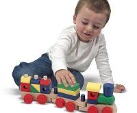 Top 7 Loại đồ chơi thông minh cho bé 2 tuổi
