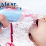Top 7 Máy hút mũi cho bé an toàn và hiệu quả nhất hiện nay