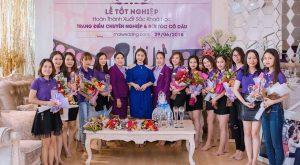Top 8 Địa chỉ dạy make up chuyên nghiệp nhất Đà Nẵng