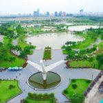 Top 8 Công viên đẹp nhất Hà Nội