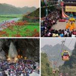 Top 8 Lễ hội Xuân được yêu thích nhất tại Việt Nam