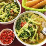 Top 8 Quán bún sườn mọc và bún bung ngon, chuẩn vị nhất tại Hà Nội