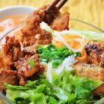 Top 8 Quán bún thịt nướng ngon nhất ở Đà Nẵng