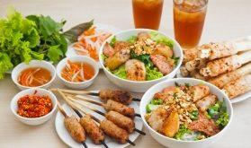 Top 8 Quán bún thịt nướng ngon nhất tại Sài Gòn