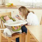 Top 8 Thương hiệu ghế ăn cho bé được tin dùng nhất hiện nay