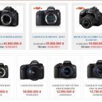 Top 9 địa chỉ mua máy ảnh uy tín nhất Hà Nội
