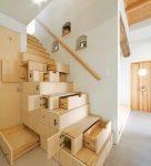 Top 9 Cách tận dụng gầm cầu thang hiệu quả nhất cho nhà chật