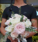 Top 3 Dịch vụ làm hoa cưới cô dâu đẹp nhất tại Thái Bình
