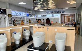 Top 6 Địa chỉ cung cấp thiết bị vệ sinh uy tín nhất Bình Dương