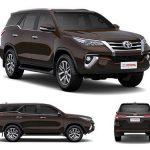 Những đánh giá chi tiết dòng xe Toyota Innova 7