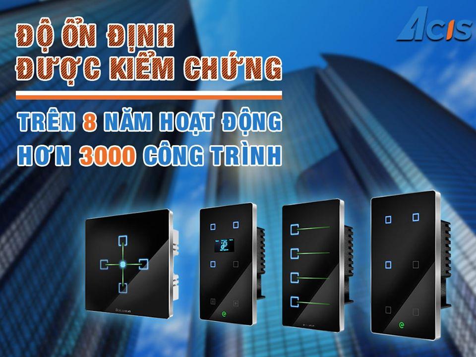 Công Ty Thiết Kế Nhà Thông Minh Bảo Mật, An Ninh, Ổn Định Tại Việt Nam 3