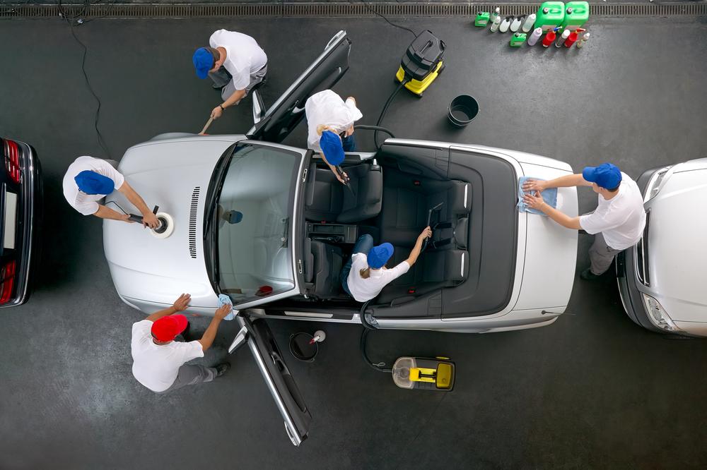 Dịch Vụ Chăm Sóc - Detailing Xe Ô Tô Uy Tín Tại Tp HCM 3