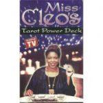 Giới thiệu thông tin bộ bài Miss Cleo's Tarot Card Power Deck 10