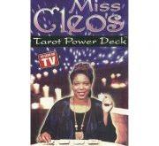 Giới thiệu thông tin bộ bài Miss Cleo's Tarot Card Power Deck 1