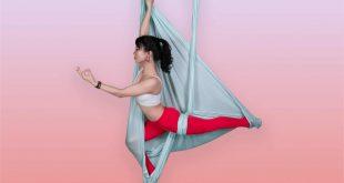 Tập Yoga Bay Trên Dây Có Nguy Hiểm Không 10