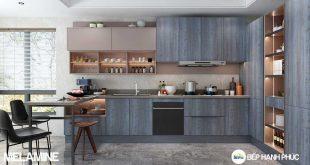 Chuyên Thi Công Kệ Tủ Bếp Đẹp Tốt, Giá Rẻ Tại HCM 7