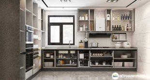 Top 5 Mẫu Kệ Tủ Bếp Dưới Đẹp, Ấn Tượng 43