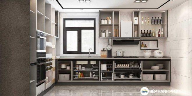 Top 5 Mẫu Kệ Tủ Bếp Dưới Đẹp, Ấn Tượng 118