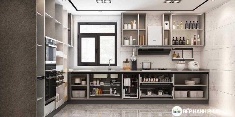 Top 5 Mẫu Kệ Tủ Bếp Dưới Đẹp, Ấn Tượng 1