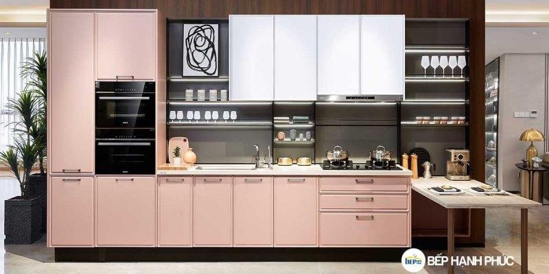 Top 5 mẫu kệ tủ bếp chống cháy an toàn 1