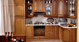 Top 5 mẫu kệ tủ bếp gỗ gõ đỏ đẹp, bền được mua nhiều hiện nay 10