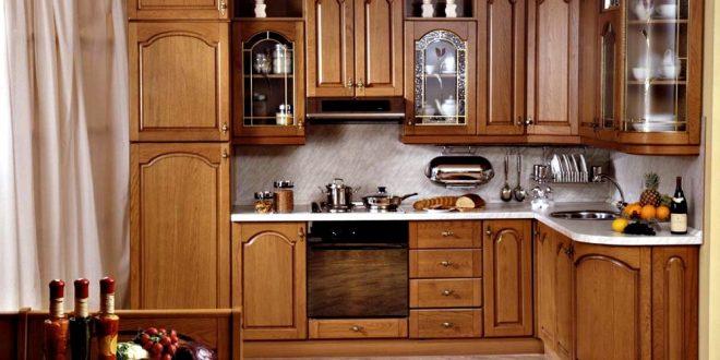 Top 5 mẫu kệ tủ bếp gỗ gõ đỏ đẹp, bền được mua nhiều hiện nay 88