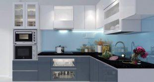 Top 5 mẫu kệ tủ bếp treo tường bền đẹp 37