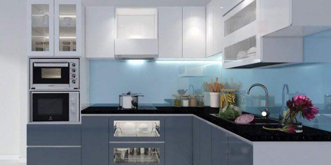 Top 5 mẫu kệ tủ bếp treo tường bền đẹp 112