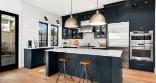 Tủ bếp Acrylic là gì? Mẫu tủ bếp Acrylic đẹp ấn tượng 2