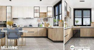 Top 5 Mẫu Tủ Bếp Cho Nhà Phố Đẹp, Được Yêu Thích 6